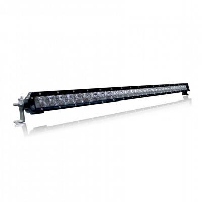 30 Inch LED Light Bar Single Row 5 Watt Cree White Combo W